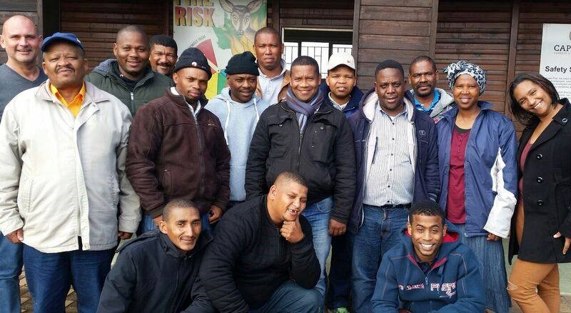 MTO Forestry's first-line leaders attend Free To Grow's Soar! programme.